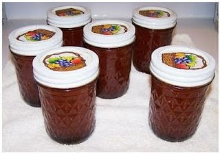 canning barbecue sauce!