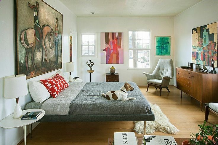 Best Fairview Residence By Chris Nguyen Mid Century Bedroom 400 x 300