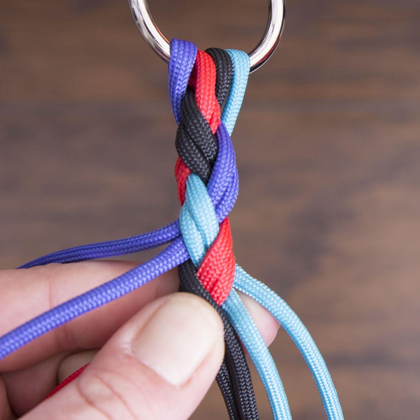 Strand Turk S Head Knot To A Dog Leash