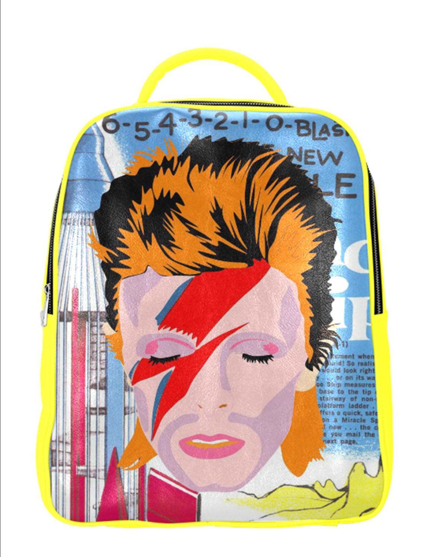 I really like this! David bowie, Freddie mercury, Bowie