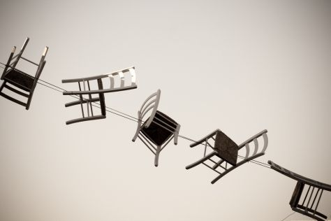 Chairs by Federica Campanaro