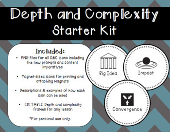 Pin On Depth Complexity