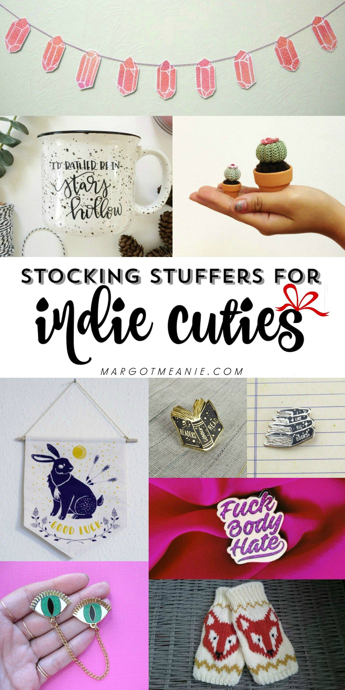 Stocking Stuffers for Indie Girls | Christmas | Pinterest | Indie ...