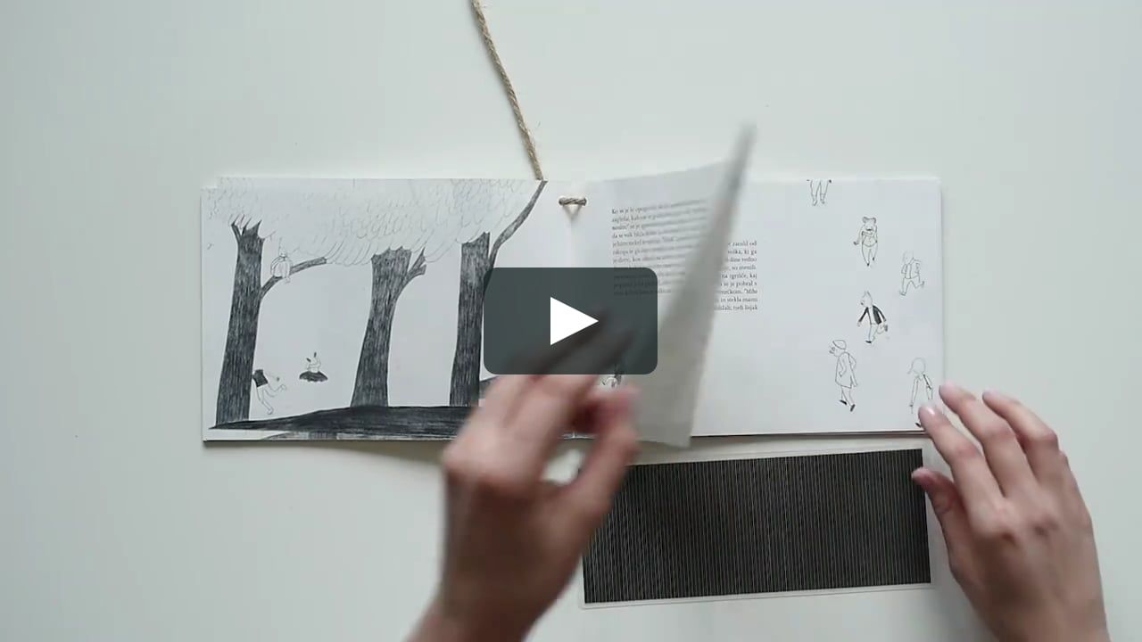 Masa Zmitek Prosic Analog Interactive Book Book Design Interactive Book Interactive