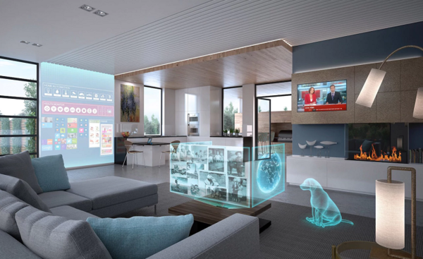 As Time Goes On We Are Developing More And More Technologies And Methods To Reduce The Amount Of Ene Home Technology Smart Home Design Future Technology House