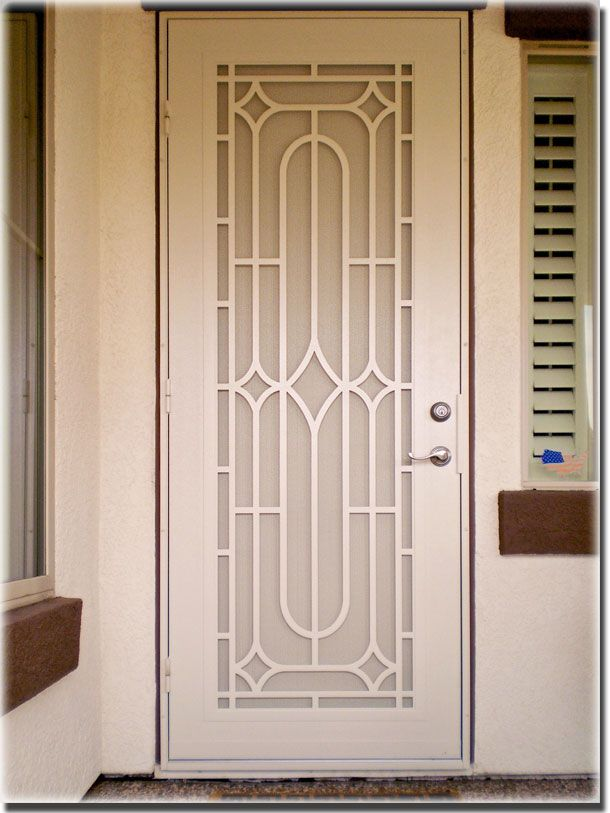 Screen Doors Steel Home Security Screen Doors Sacramento Ca Images