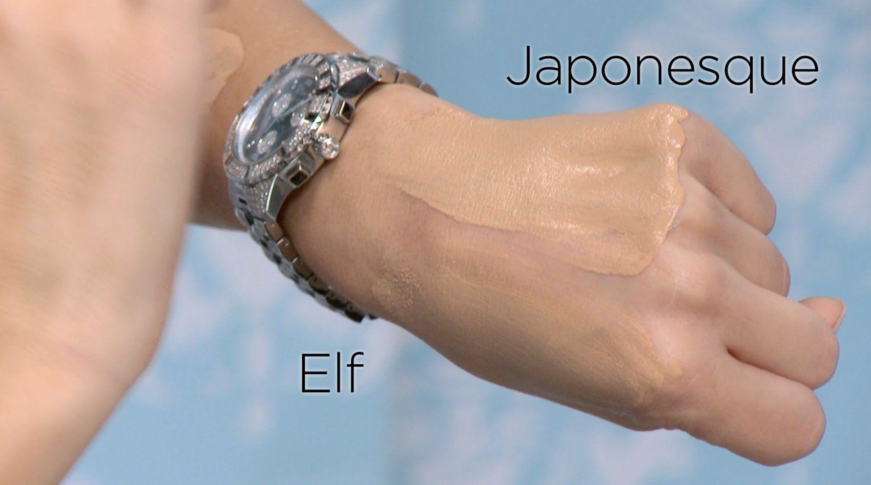 Product Review Japonesque Primer Vs. Elf Primer Elf primer