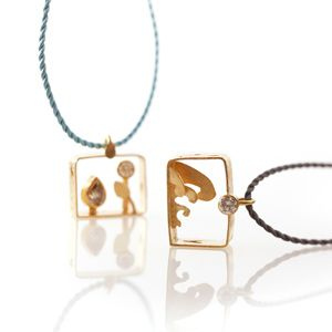 Memory boxes from Bülow Jewellery