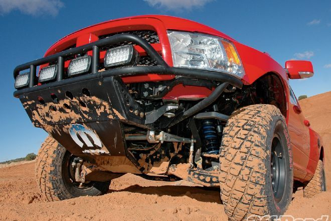 Check Out Mopar S New Ramrunner The Dodge Ram 1500 4x4 Only On Off Roadweb Com The Official Website Of Off Road Magazine Dodge Ram 1500 Ram 1500 Dodge Ram