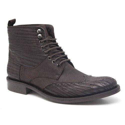HANDMADE GOOD Brogue Boot Ottanio