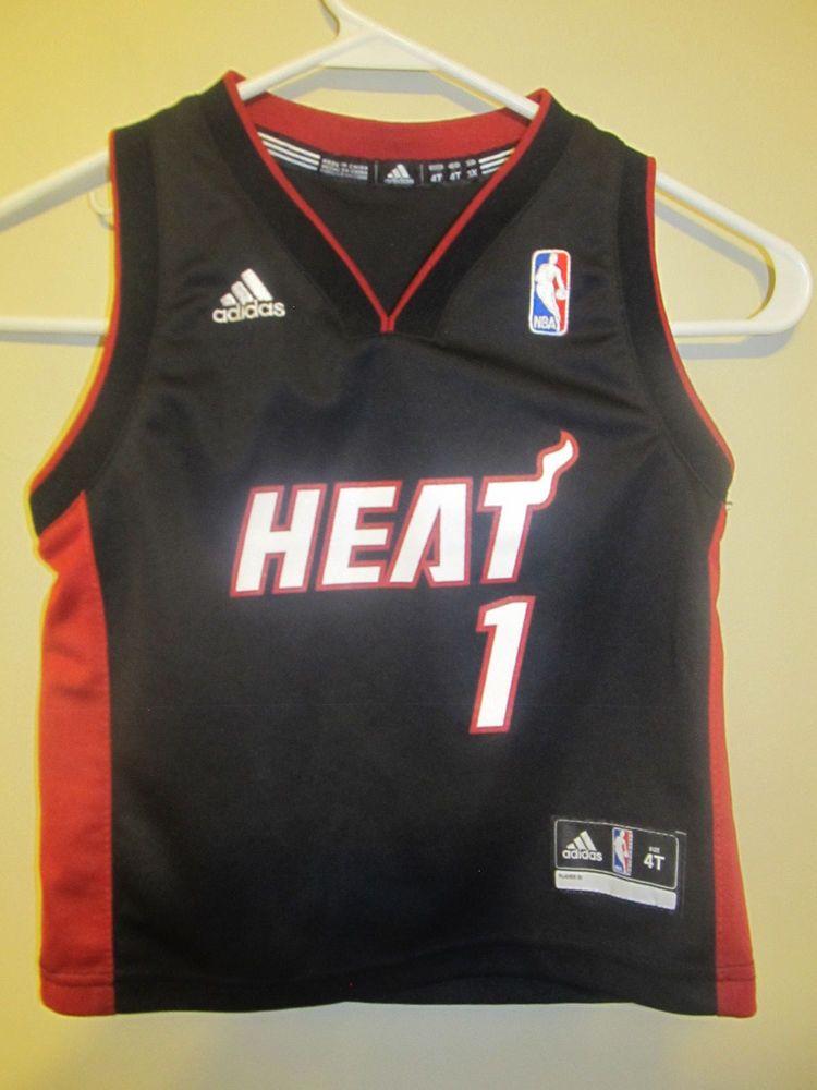 716fe6bdbb5 ... cheap chris bosh miami heat jersey adidas toddler 4t adidas miamiheat  4e737 08db2