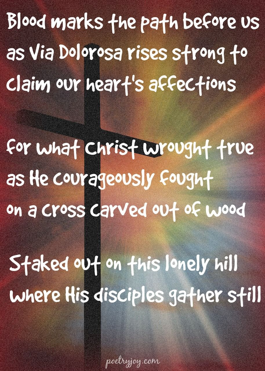 Each day we live with the potential of life transforming change wrought by the cross, and the glory of the empty tomb before us, but never more so than during a week of walking the path of remembrance with Jesus. Our view is renewed in the remembrance, hearts are made warm with wonder and minds remain amazed by the selfless act of pure unmerited grace that has bought our freedom at such a great price  #poetry excerpt #Lent #thecross #Jesus