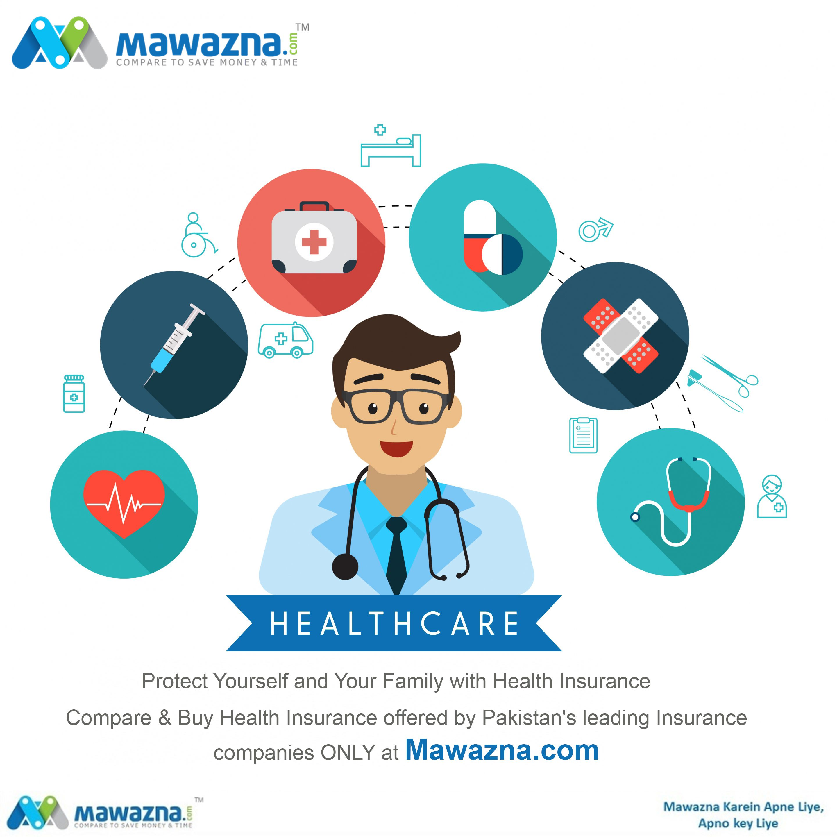 Compare best health insurance plans offered by the leading