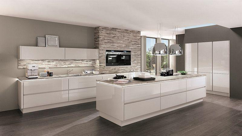 Cocinas Blancas Valencia | cocina | Pinterest | Cocinas blancas ...