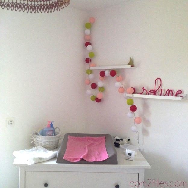Déco de chambre pour bébé