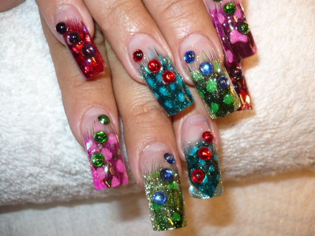 Hi friends you all must be all set for spring break trips this is nail art from the nails magazine nail art gallery mixed media animals solutioingenieria Image collections