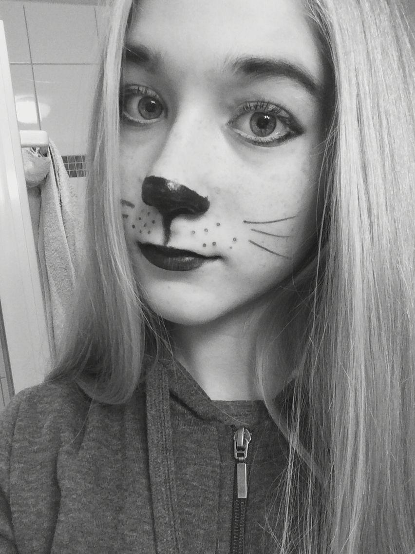 Katzen Make-up