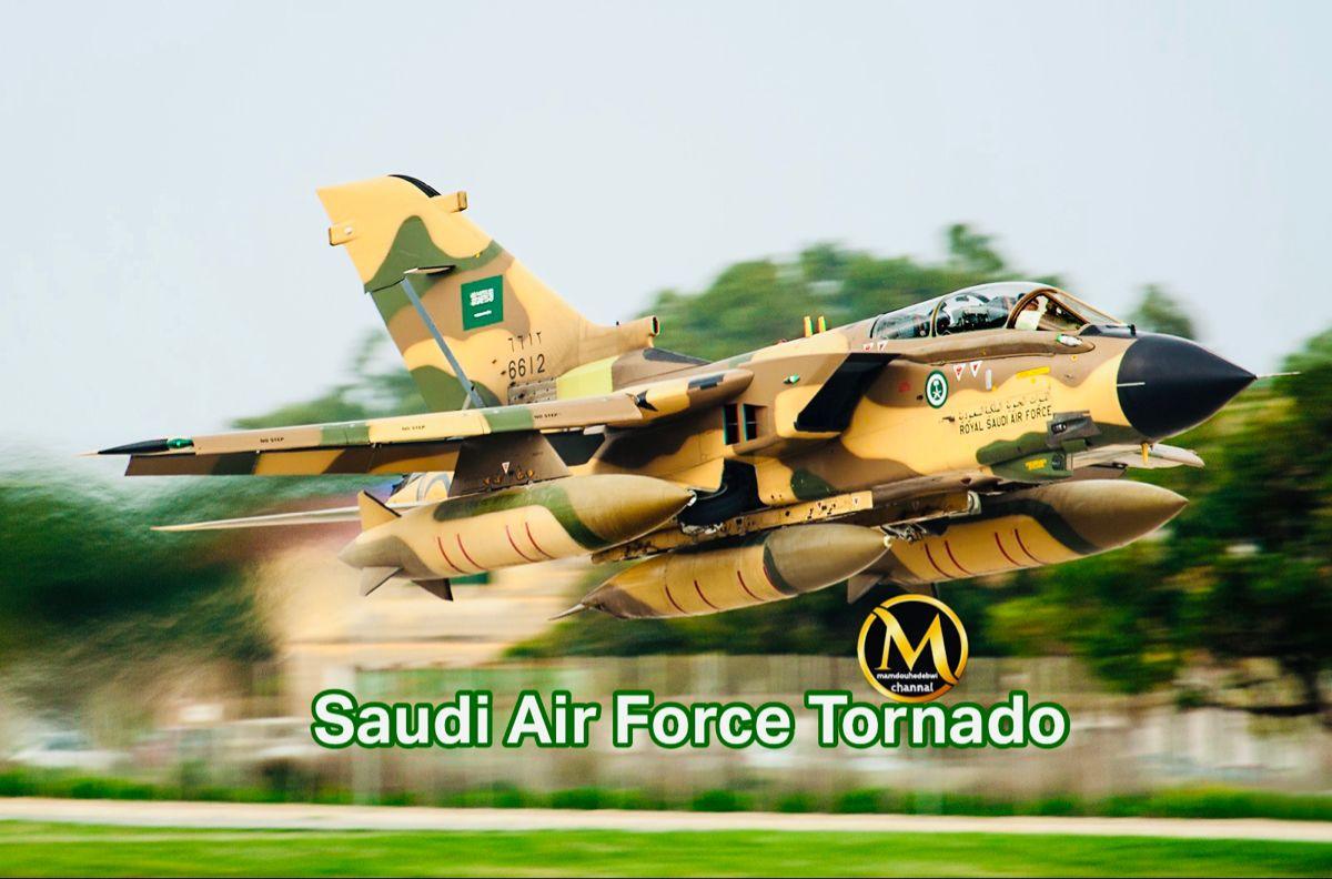 Royal Saudi Air Force Tornado Jets 3 In 2020 Air Force Tornado Air