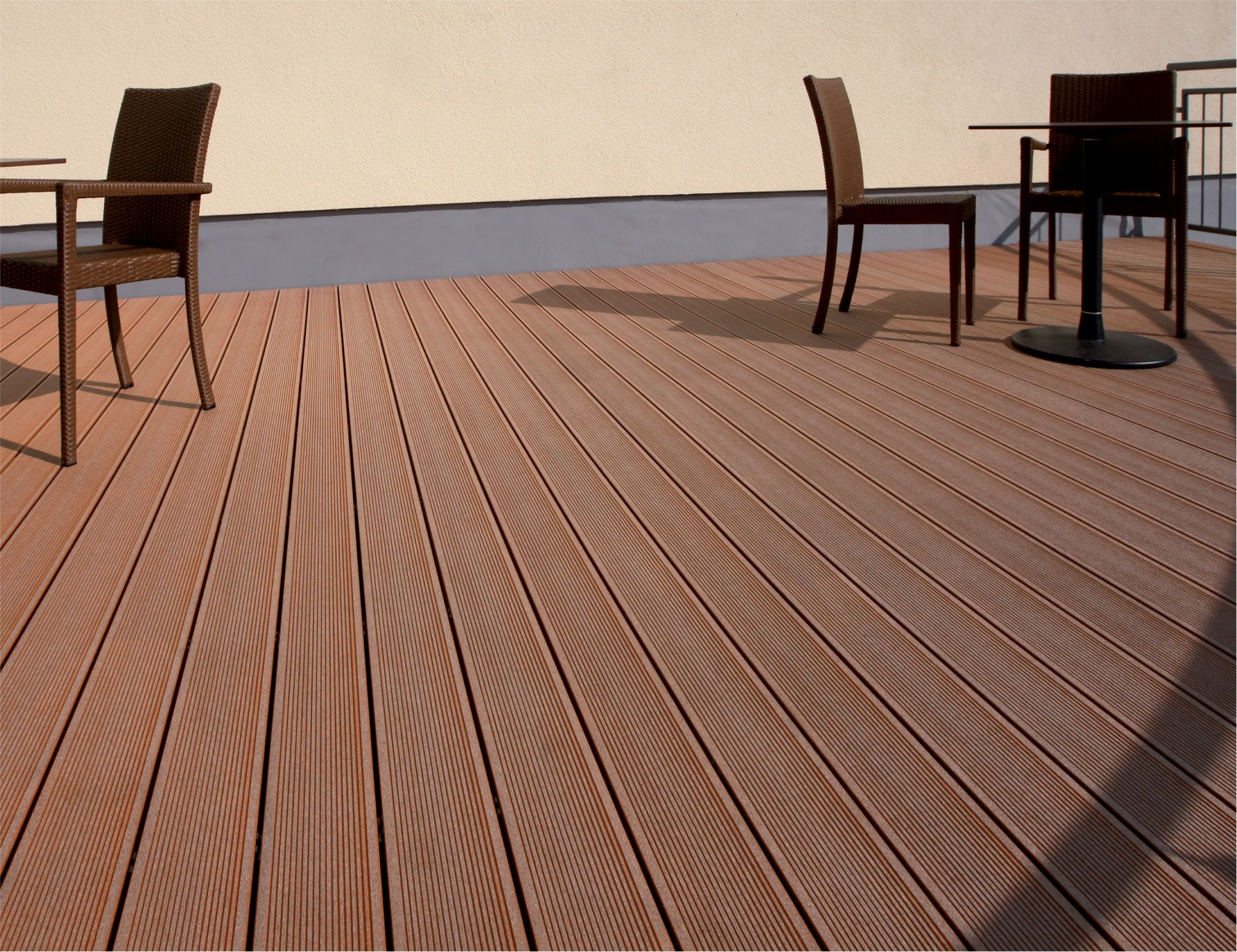 Composite Deck Material Cheap Price