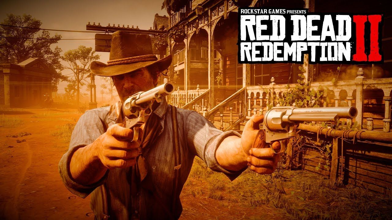 Red Dead Redemption 2 Official Gameplay Video Part 2 Red Dead