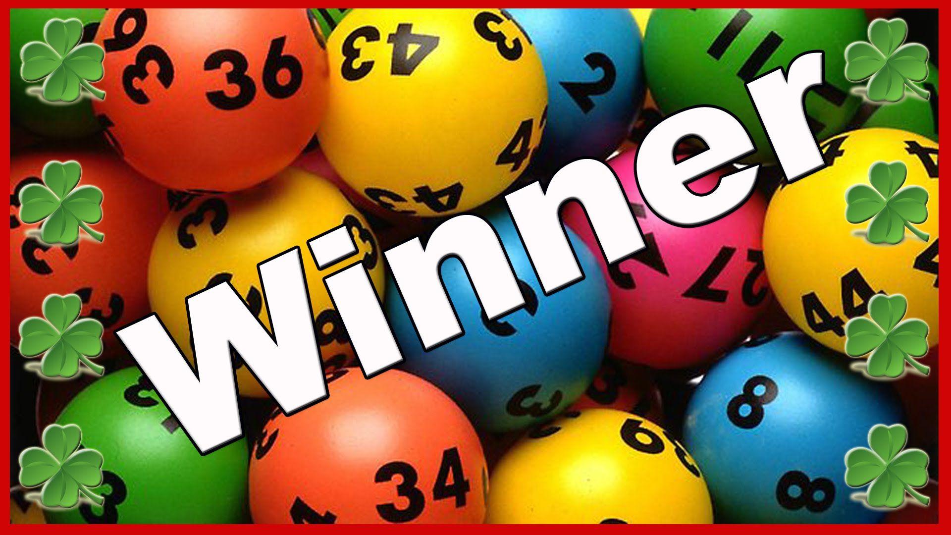 lotto lottery winner