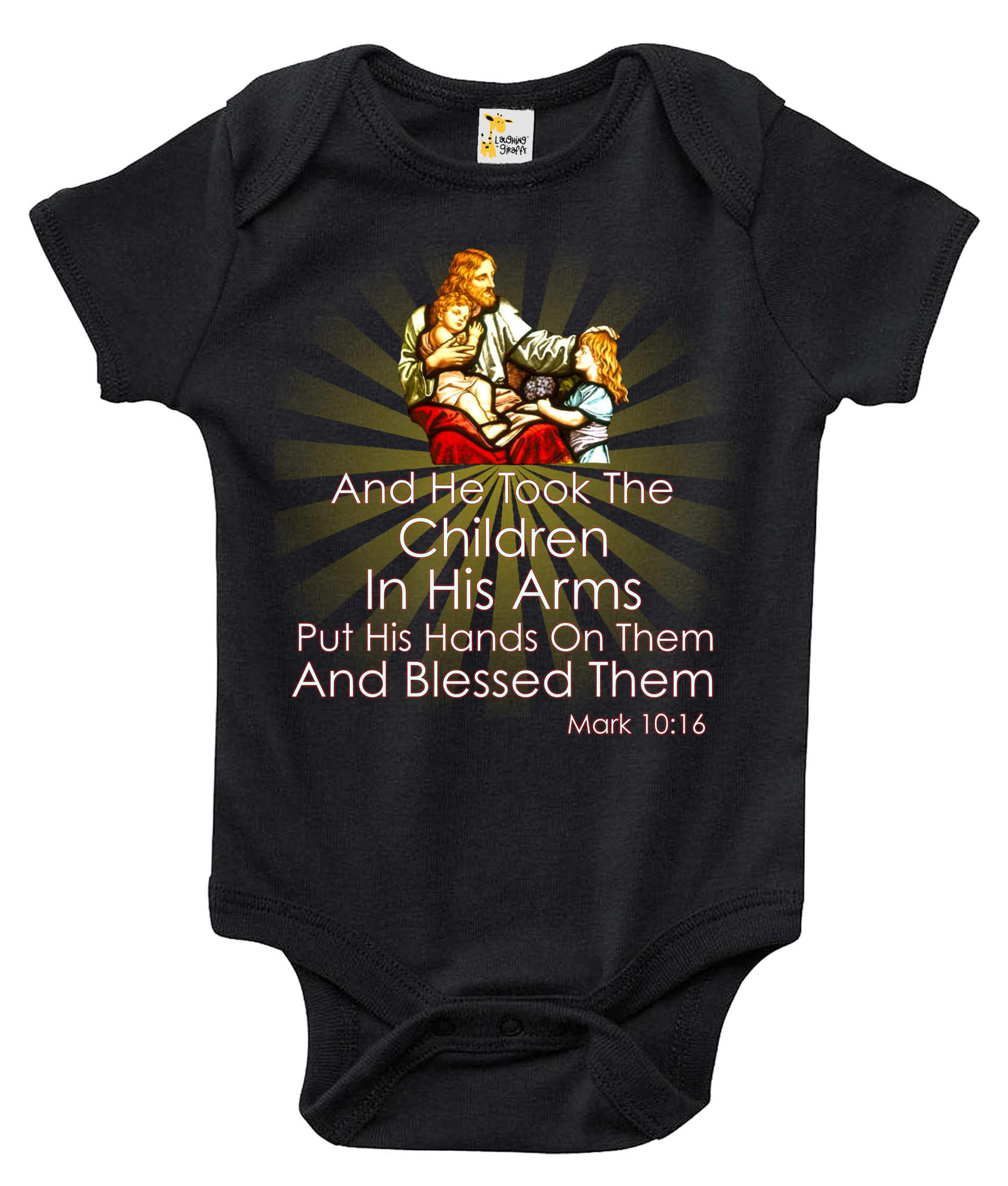 He Answered Onesie Gender Neutral Onesies Boho Bodysuit Personalized Onesies Bible Verse Baby Clothes