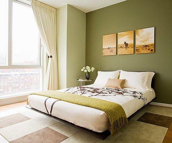 Easy cleaning tips Zen bedroom - why not?   www