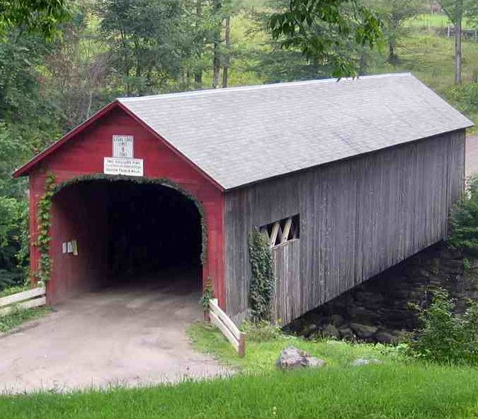 Guilford vermont covered bridge - Wikipedia, the .