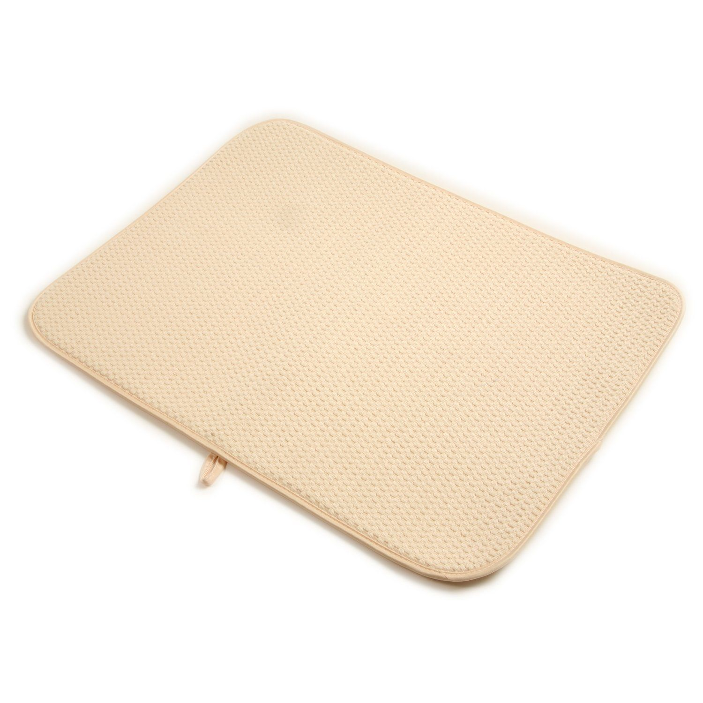 Amazon.com: Norpro 18 By 24 Inch Microfiber Dish Drying Mat, Cream. Cream  KitchensHome KitchensKitchen CountersKitchen ...