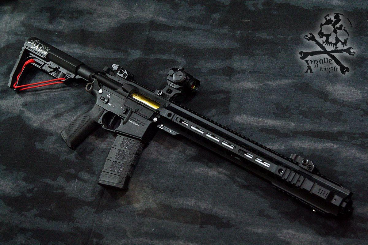 KRYTAC SPR #gun #krytac #spr #m4 | guns | Guns, Firearms ...