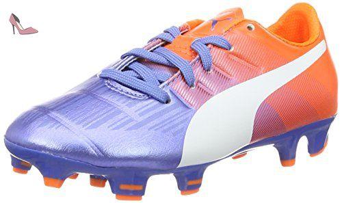 Puma Evopower 3.3 FG Jr, Chaussures de Football Compétition