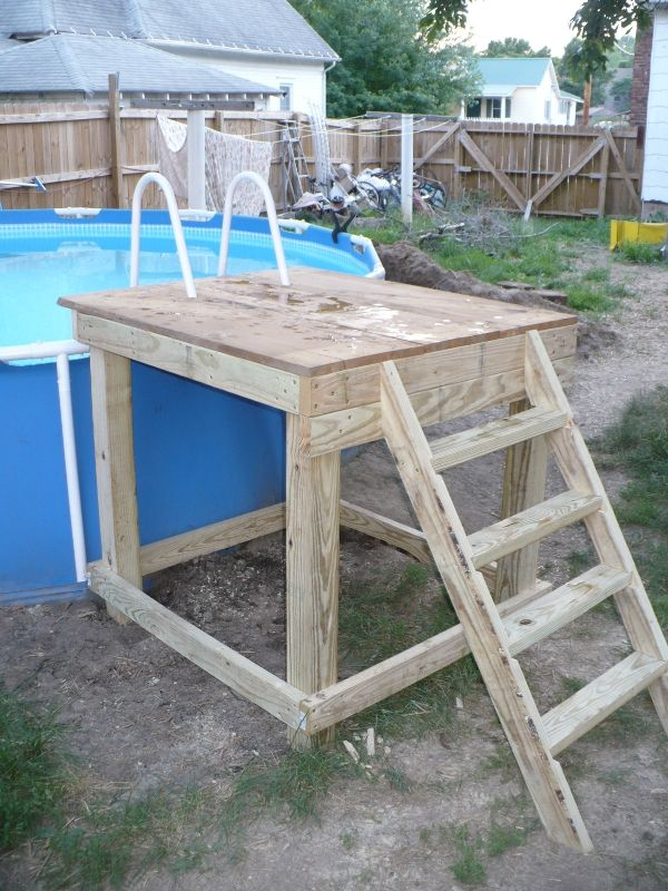 Bcgeorge uploaded this image to 39 pool pics 39 see the album - How to build an above ground pool ...