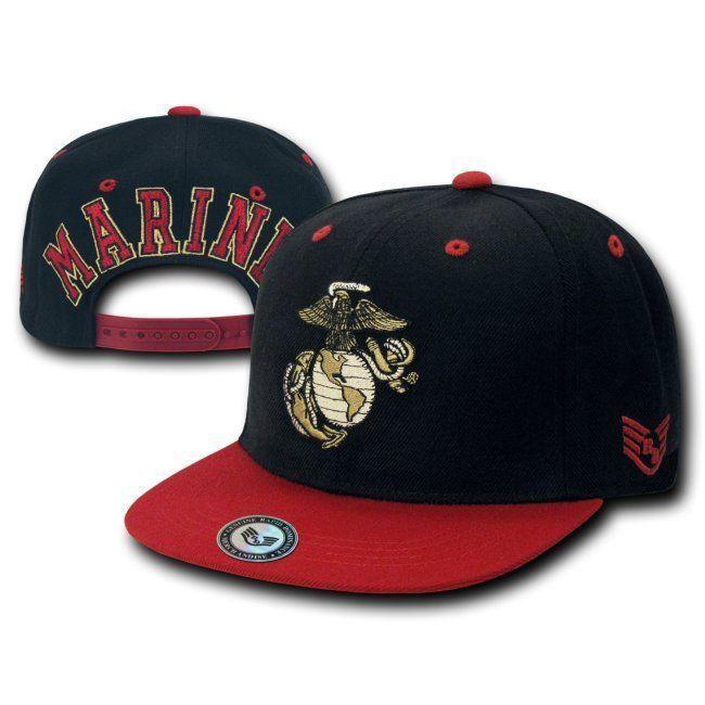 c118e05867833 United States Marine Corps Usmc Vintage Marines Retro Baseball Military Cap  Hat