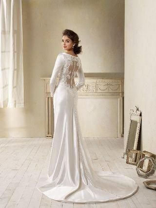 Twilight wedding gown by Alfred Angelo | My sisters wedding or mine ...