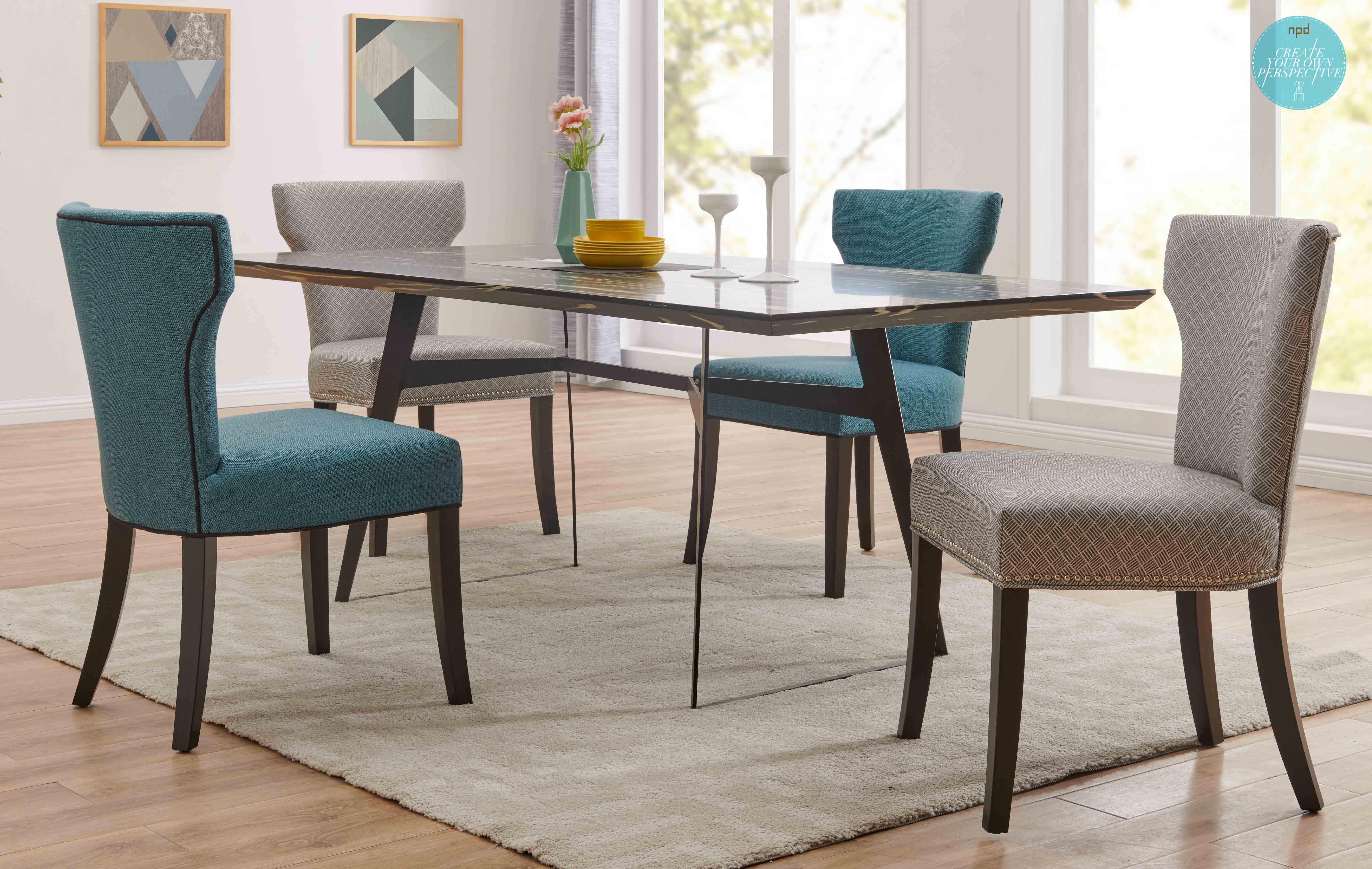 This Is The Side Chair With The Style You Need To Take Your Dining Area To New Heights The Dresden Side Chair Has Dining Chairs Dining Furniture Chair Fabric