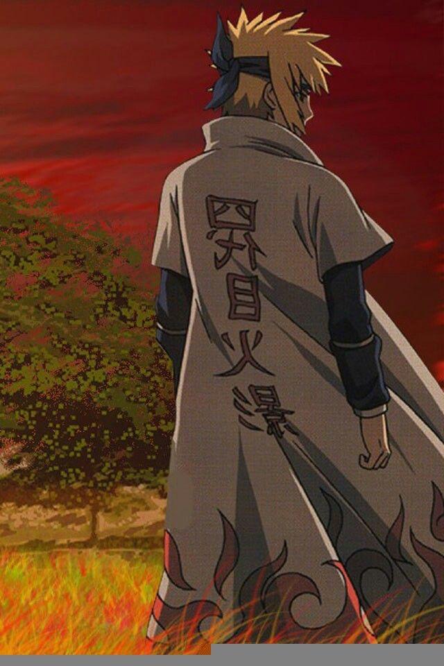 Minato Naruto S Father Yellowflash Hokage Minato E Naruto