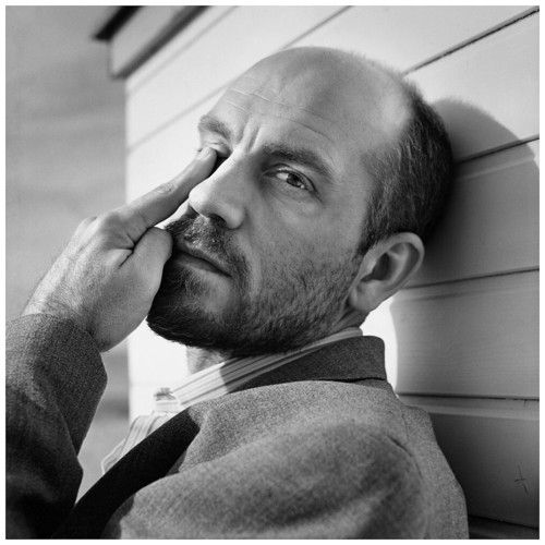 John Malkovich - Photographed by Niko Schmid-Burgk