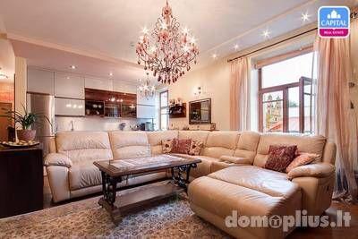 Fancy living room in Vilnius. Domoplius.lt