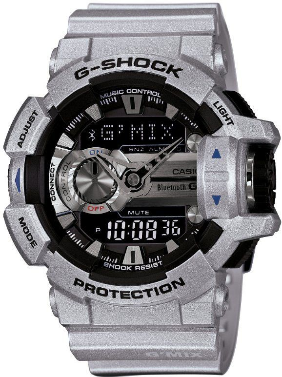 b7fa0eed02c Discount CASIO G-SHOCK Bluetooth G MIX GBA-400-8BJF JAPAN IMPORT ...