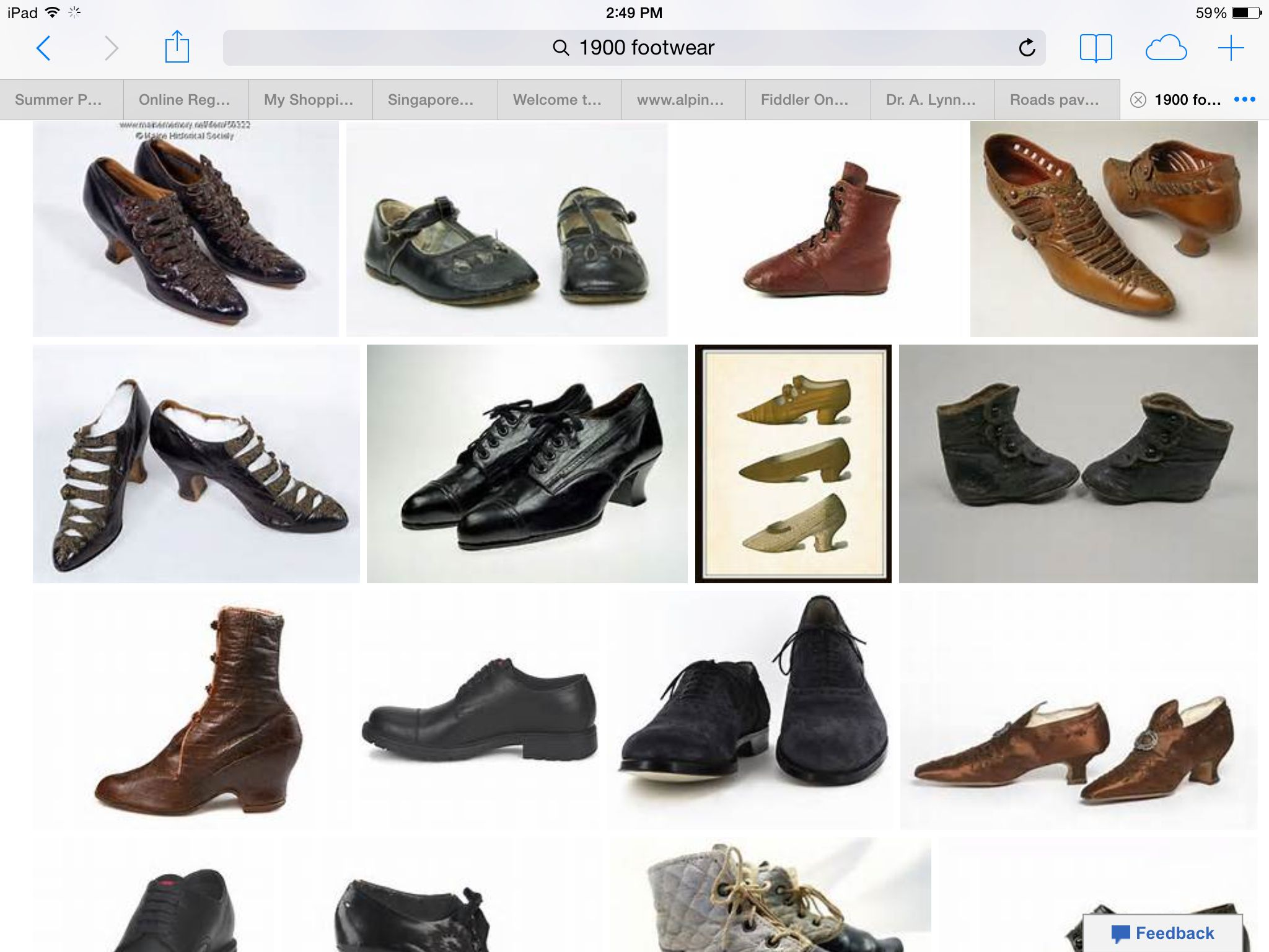 Historical Shoes Historical Shoes Shoes Fiddler On The Roof