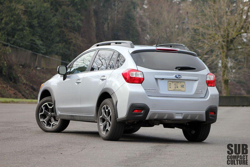 Subaru Crosstrek Seems Like A Good Mix Of Sedan Small Suv