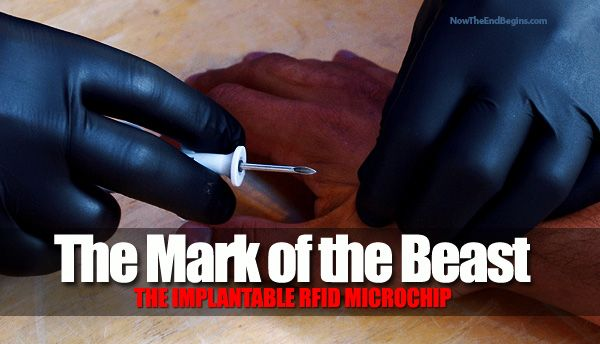 Bildergebnis für rfid chip the mark of the beast images