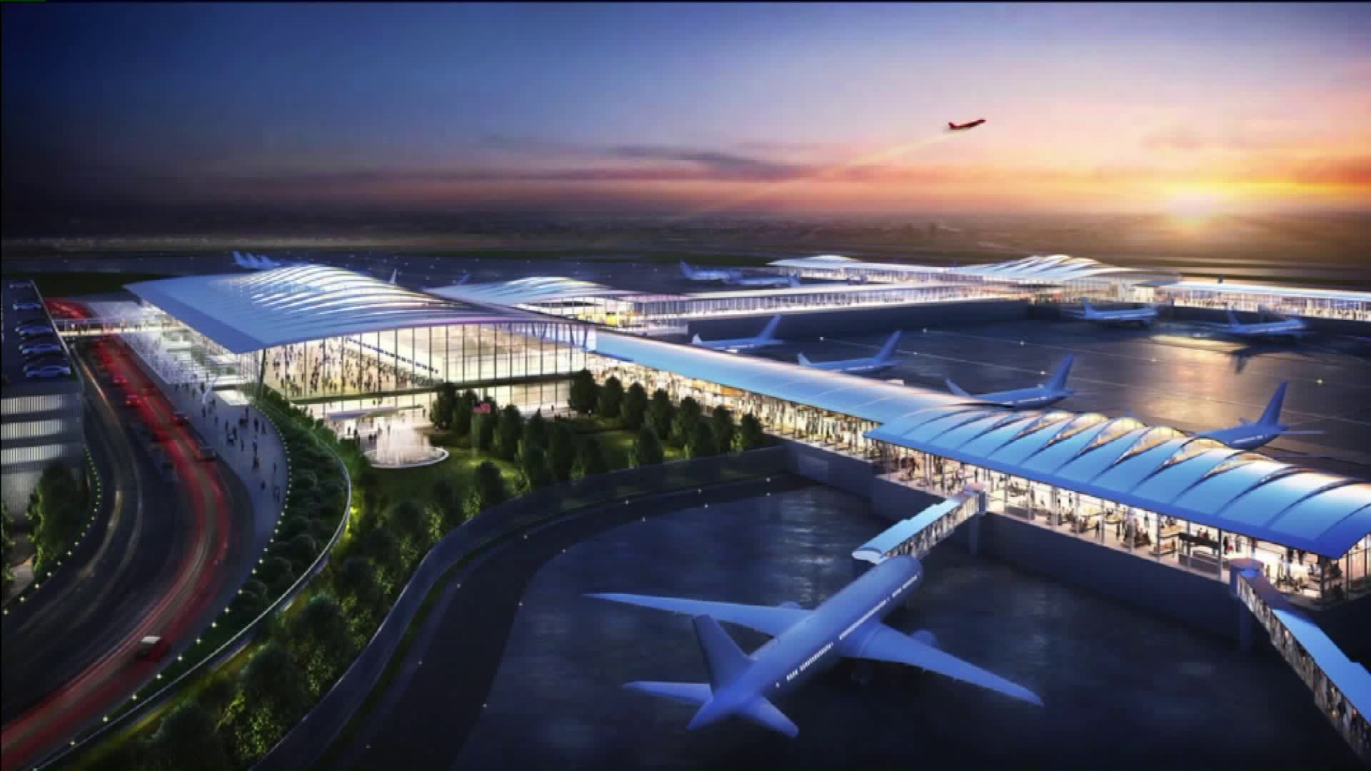 Kc Voters Overwhelmingly Approve New Kci Fox 4 Kansas City Wdaf Tv News Weather Sports International Airport City Events Travel