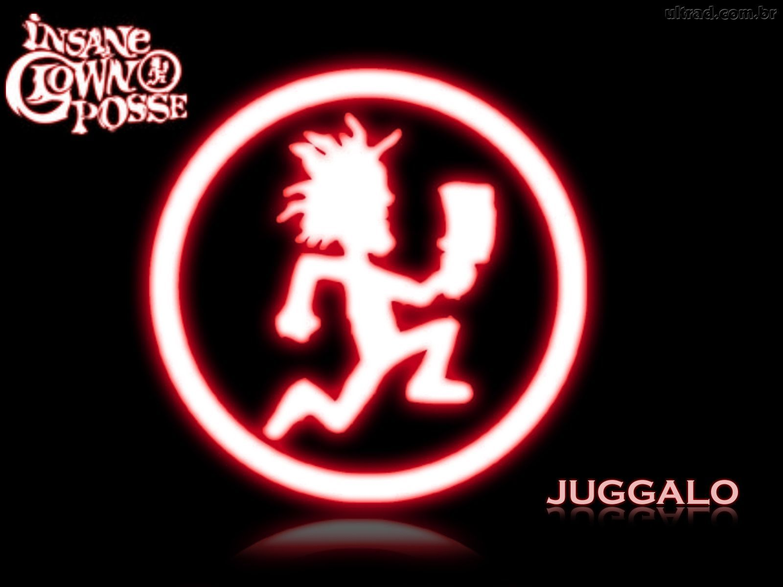 This Is The Popular Mascot For The Whole Juggalo Group Called The