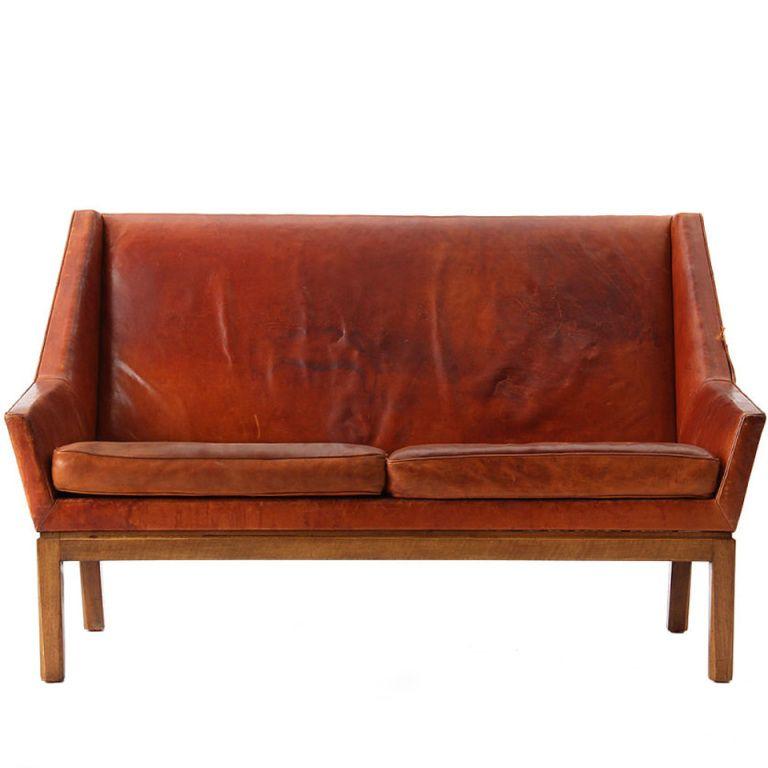 the settee by Erik Kolling Andersen