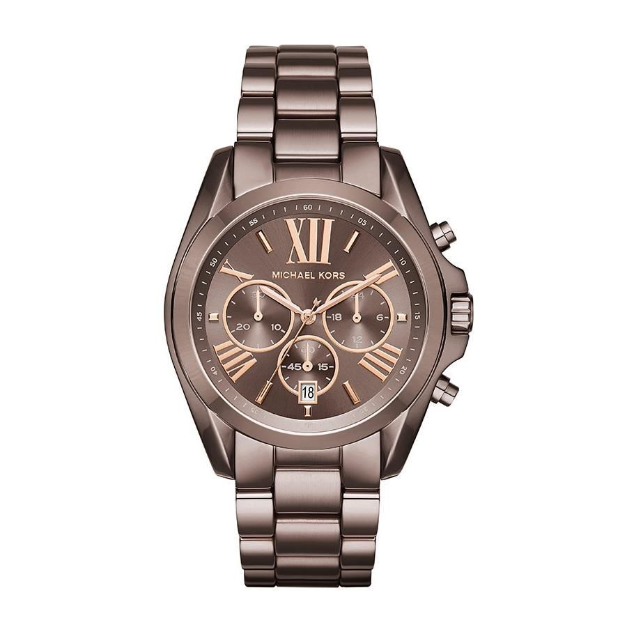 Relógio Michael Kors Feminino Ref: Mk6247/4mn Chocolate #reloj #michaelkors #relojperu #michaelkorsperu #relojmujer #michaelkorsusa