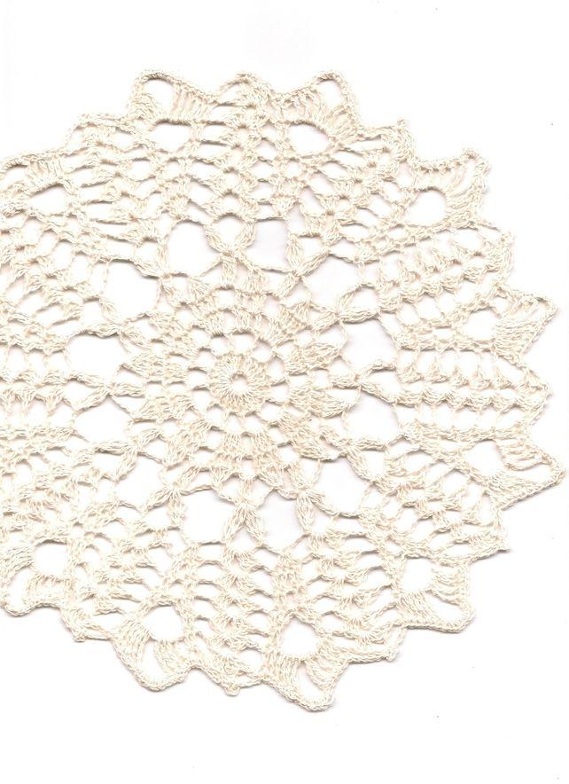 Christmas doily, Gift, Crochet doily, lace doilies, decoration ...