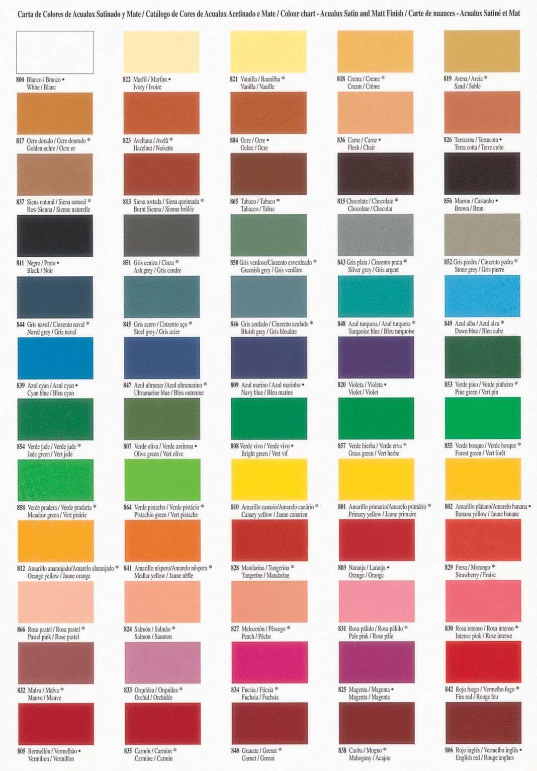 Colores materiales de pintura company logo y logos - Nombres de colores de pinturas ...