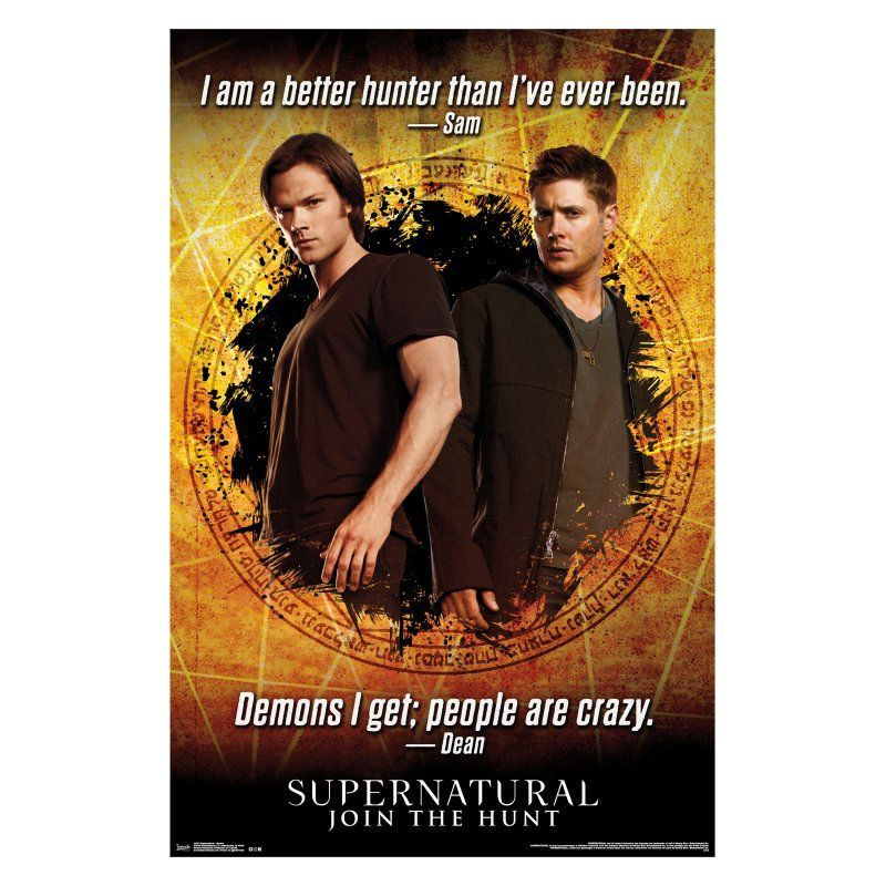 Supernatural (cw_supernatural) Instagram Posts, Videos