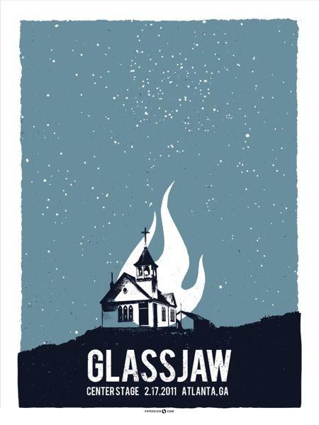 Glassjaw. (I WAS THERE.)